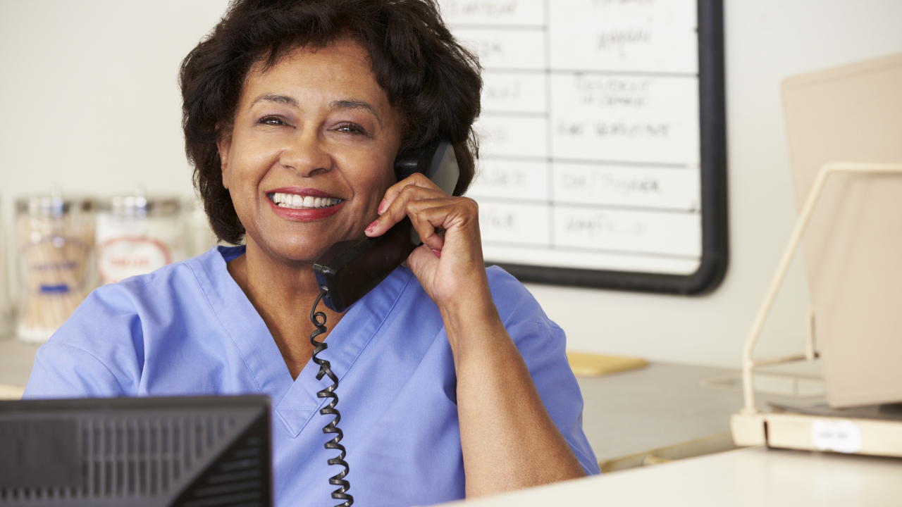 What is a Telephone Service Nurse?