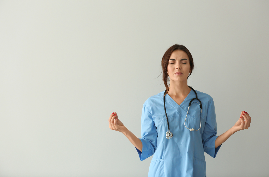 Mindfulness and Meditation for Nurses