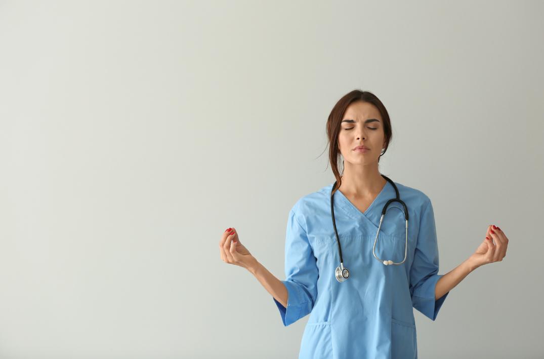 Mindfulness and Meditation for Nurses