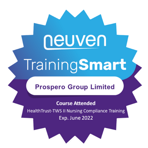 Neuven training smart award